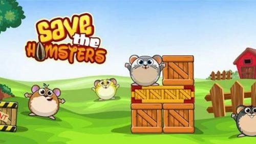 save the hamster