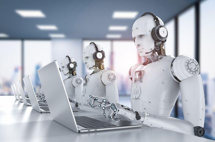 Mesin Robot