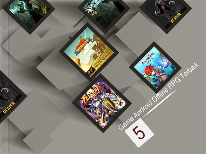 5 Game Android Offline RPG Terbaik