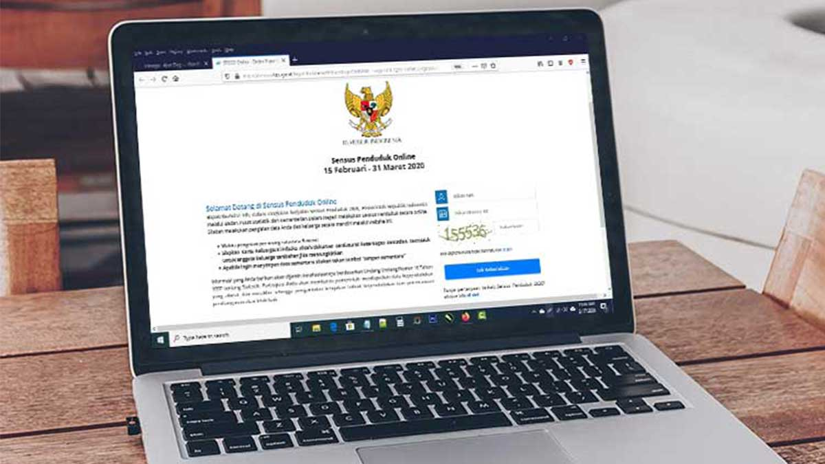 sensus online 2020