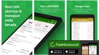FlashScore ID – Aplikasi Live Score yang Wajib dimiliki Para Pecinta Olah Raga