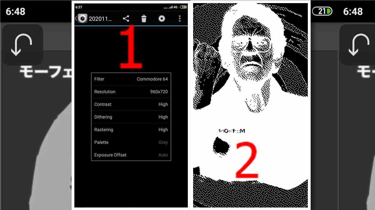 Cara Setting Raster Dengan Modal Hp Android Untuk DST dan Manual printing