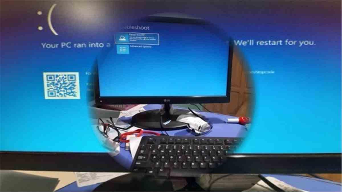 Komputer Alami Blue Screen, Ini Penyebabnya