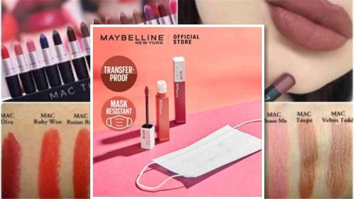 produk lipstik tahun 2021