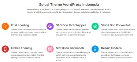 Theme wordpress premium indonesia