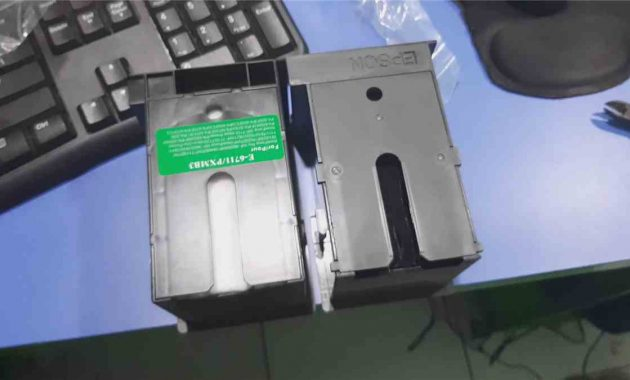 maintenance box printer l1455
