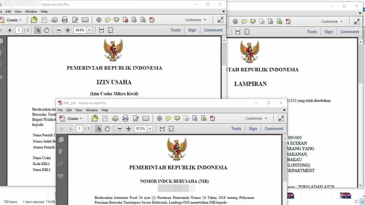 daftar nib online umkm