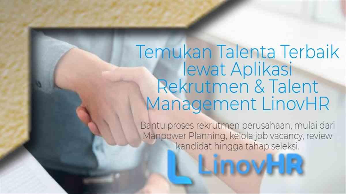 Recruitment Software untuk Perusahaan