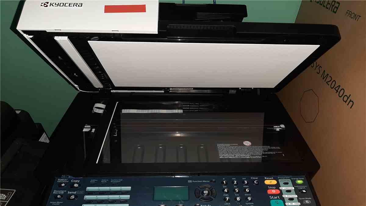 Mesin fotocopy Kyocera M2040DN