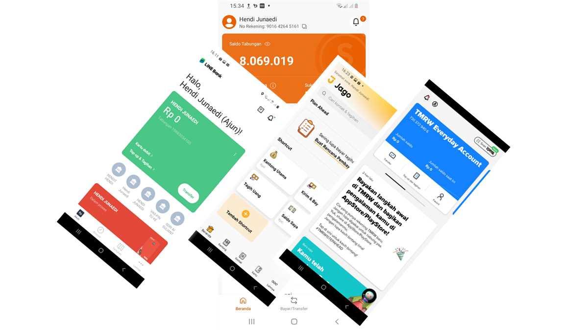 aplikasi digital bank