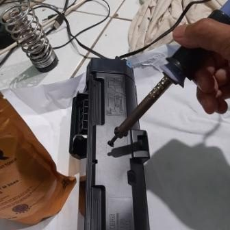 cara isi ulang toner